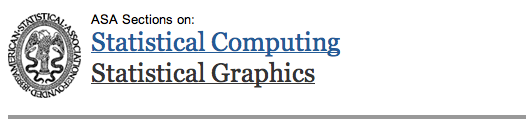 Statistical Computing and Graphics Newsletter